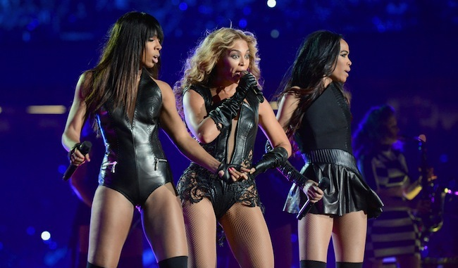 Beyonce Super Bowl Halftime Show Was Legendary [VIDEO]