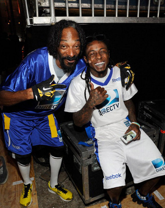 snoop lion lil wayne beach bowl