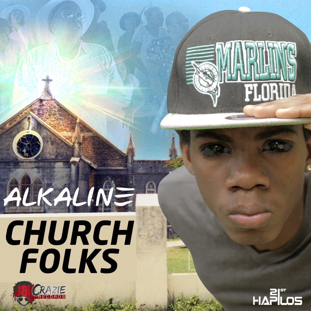 Alkaline church folks cover