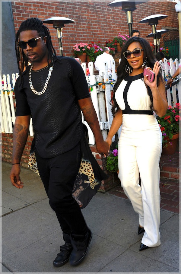 Ashanti new boyfriend