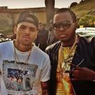 Chris Brown and Sean Kingston pic