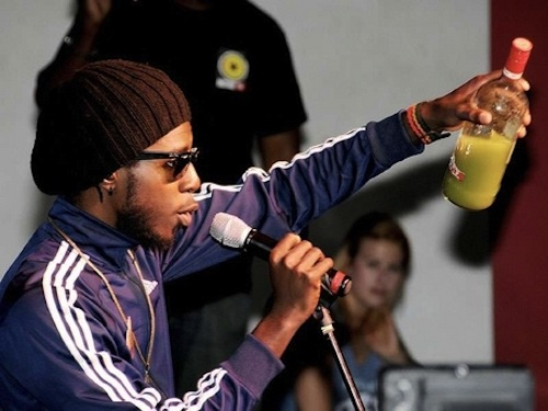 Chronixx reggae artist