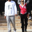 Future and Ciara Beverly Hills 1