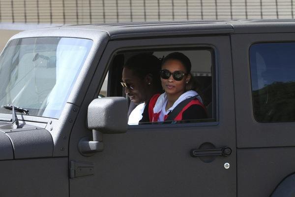 Future and Ciara Beverly Hills 4