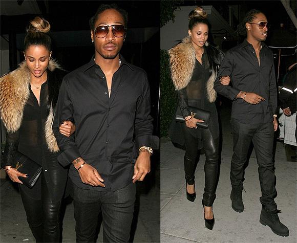 Future and Ciara dating