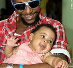 Jah Cure and baby kailani 2013