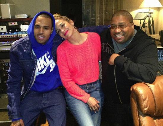 Jennifer Lopez Chris Brown Corey Rooney