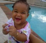 Kailani Belle Alcock jah cure baby girl