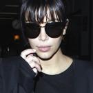 Kim Kardashian baby bump lax 3