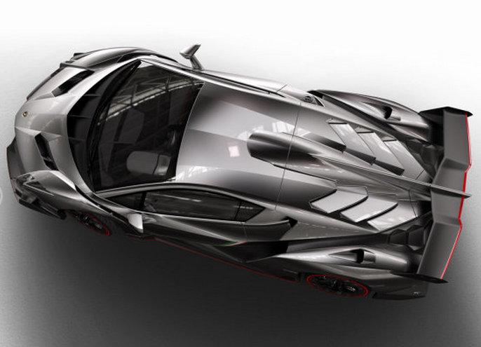 Lamborghini Veneno 3