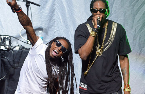 2 Chainz – Yuck! (Feat Lil Wayne)
