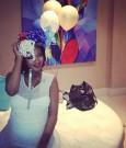 Lola Monroe baby shower
