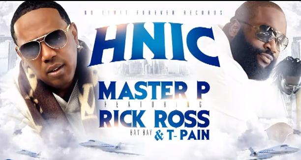 Master P rick ross artwork