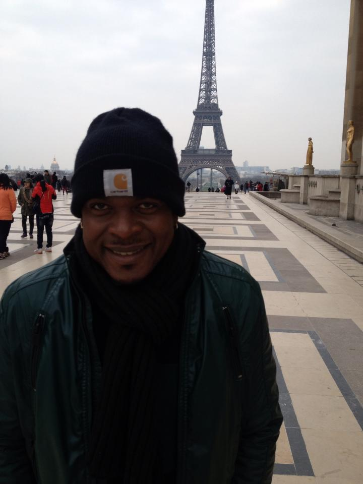 Mr Vegas in Paris
