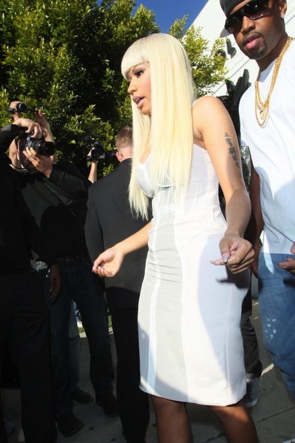 Nicki Minaj New Look 1