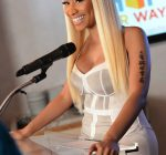 Nicki Minaj collection launch 4