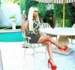 Nicki Minaj new look photo shoot