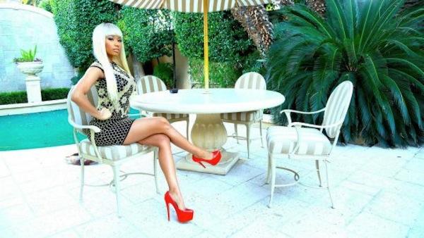 Nicki Minaj new style 2