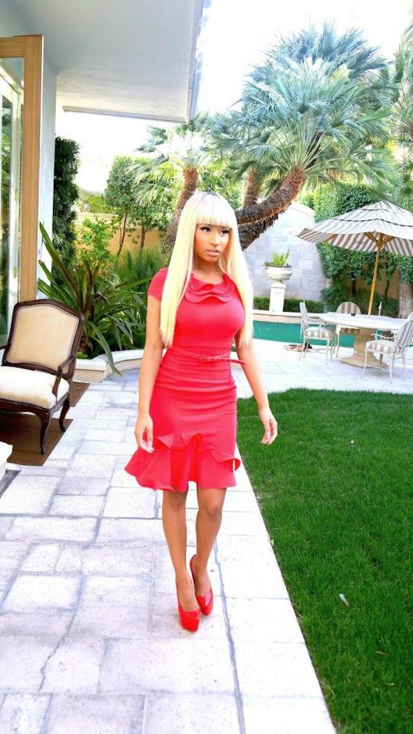 Nicki Minaj new style