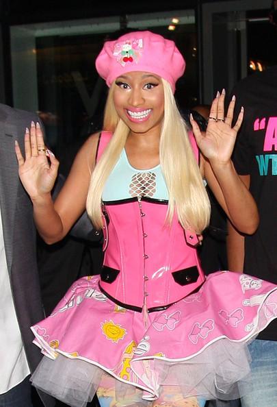 Nicki Minaj outfit
