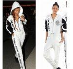 Rihanna DKNY Jumpsuit 1