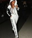 Rihanna DKNY Jumpsuit 4