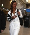 Rihanna DKNY Jumpsuit 7