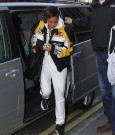 Rihanna DKNY Jumpsuit london1