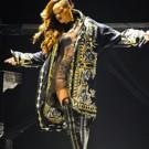 Rihanna In Concert Diamonds Tour
