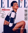 Rihanna Elle UK Cover