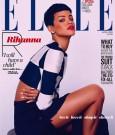 Rihanna Elle UK Cover