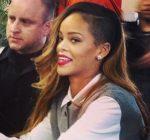 Rihanna barrington high 1