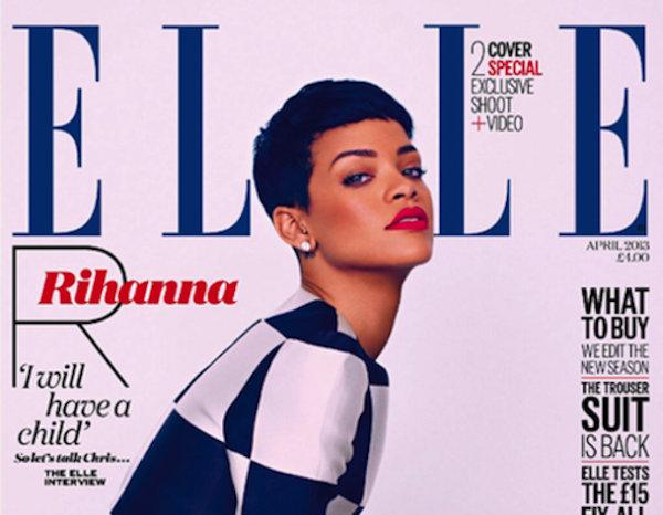 Rihanna-elle