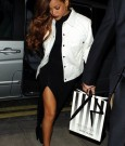 Rihanna fashion collection launch 1