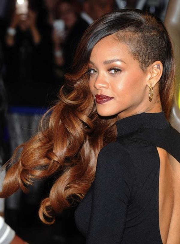 Rihanna fashion collection launch 10