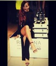 Rihanna fashion collection launch 3