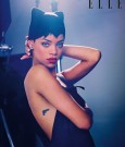 Rihanna gun tattoo pic