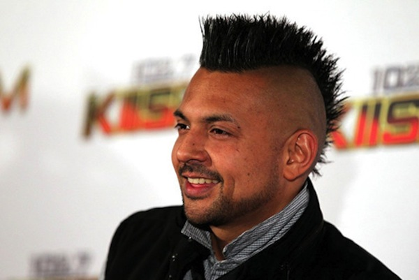 sean paul hair style paul featured in new kia optima ad 9214 | Sean Paul Mohawk