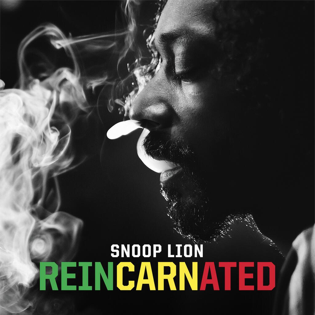 Snoop Lion Reincarnated Cover