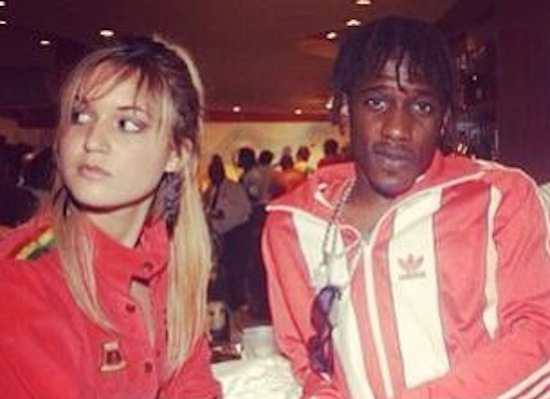Tami Chynn and Wayne Marshall