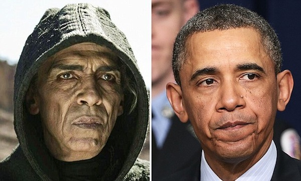 The Devil and President Obama