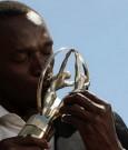 Usain Bolt Laureus award 2