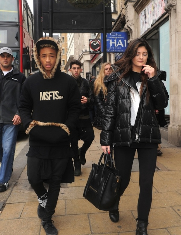 jaden smith banned from dating kylie jenner Amandla stenberg got into a feud with kylie prom with date jaden smith, and she called out kylie for got into a feud with kylie jenner over.