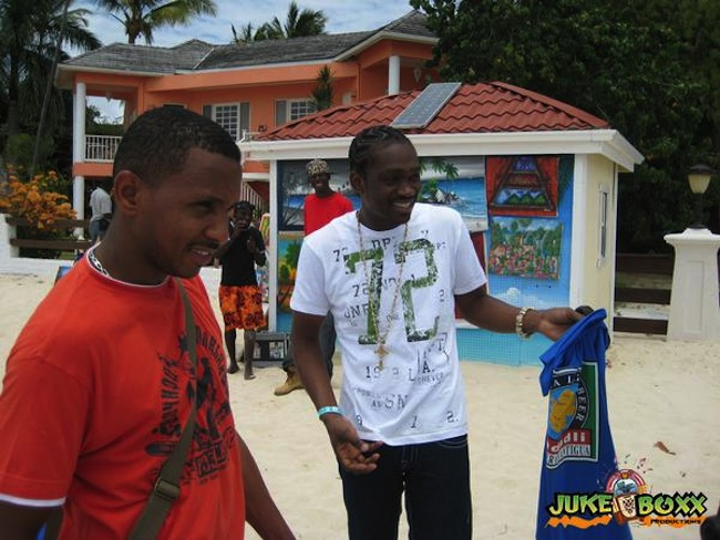 shane brown and busy signal