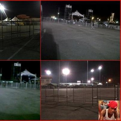tommy lee empty concert