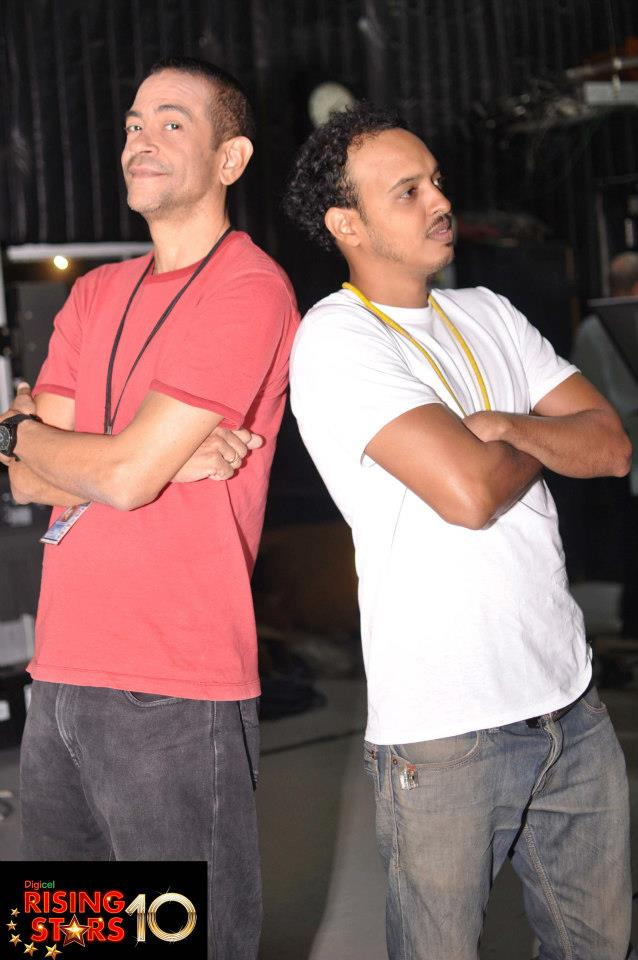 Anthony Miller and Sanjay Ramanand