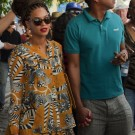 Beyonce and Jay-z cuban anniversary