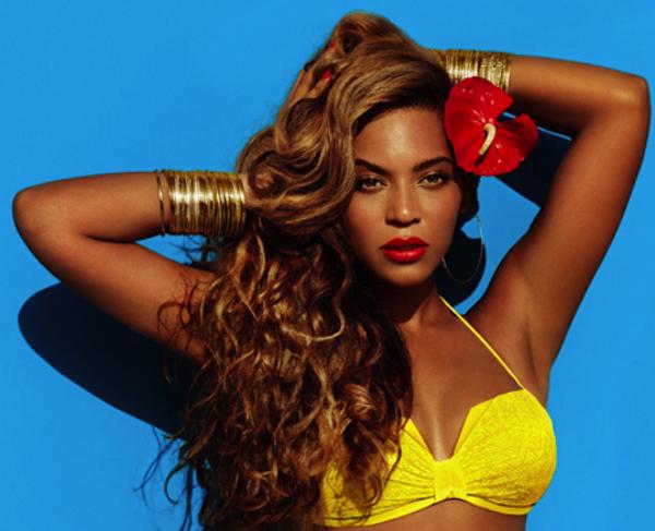 Beyonce bikini shoot 2014