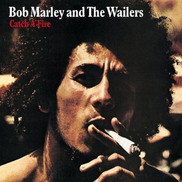 Bob Marley Catch A Fire cover