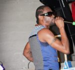 Bounty Killer live at tracks and records